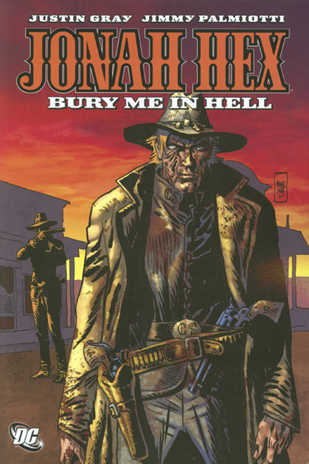 Jonah Hex Bury Me In Hell