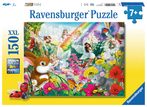Magical Forest Faries 100pc