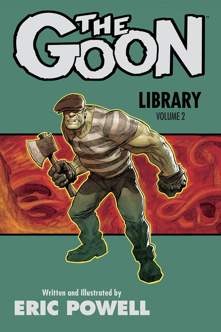 Goon Library HC Vol 2