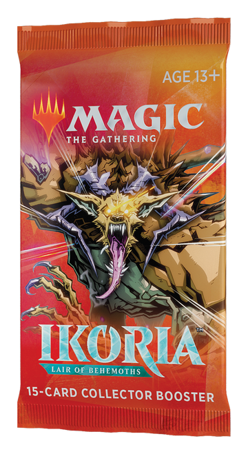 Ikoria Collector's Booster