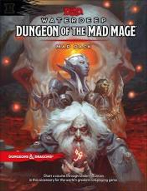 Waterdeep: Mad Mage Map Pack