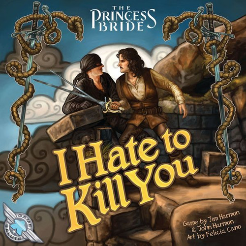 The Princess Bride I Hate to Kill You