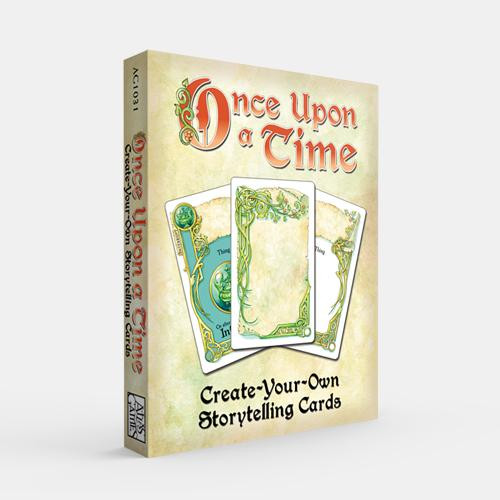 Once Upon a Time - Create Your Own Storytelling Cards