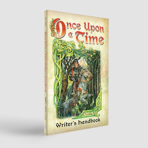 Once Upon a Time-Writer's Book