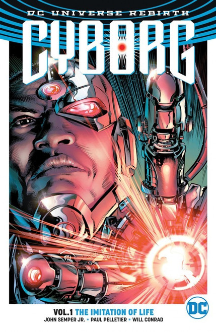 Cyborg(Rebirth) TP Vol 1