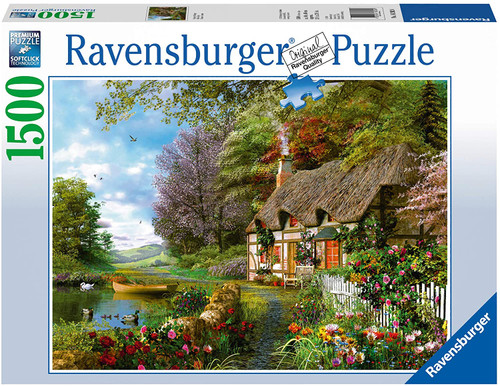 Country Cottage 1500 pc