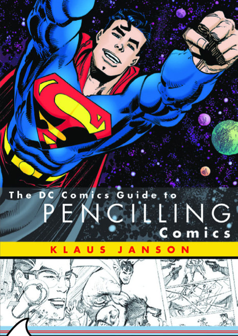 DC Guide to Pencilling Comics