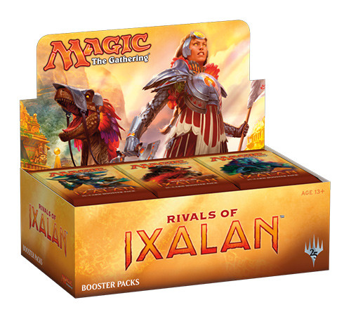 Rivals of Ixalan Booster - Russian