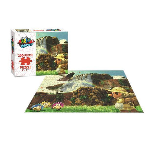 Super Mario Cascade Kingdom (200 pc)