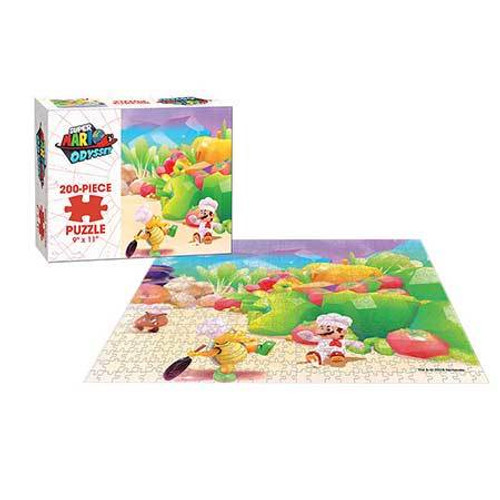 Super Mario Luncheon Kingdom (200 pc)