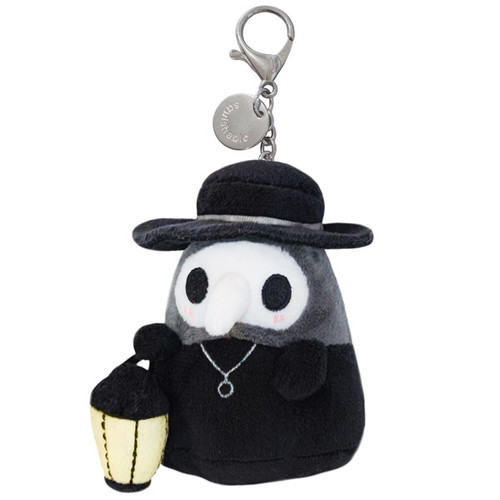 """Micro Squishable Plague Doctor (3"""")"""