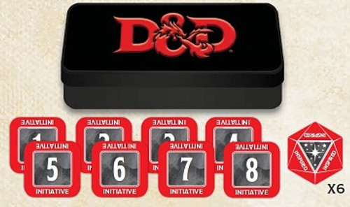 Dungeons & Dragons (5th Ed.): Token Set- Dungeon Master's Token Set