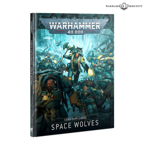 Codex: Space Wolves (9th Ed.)
