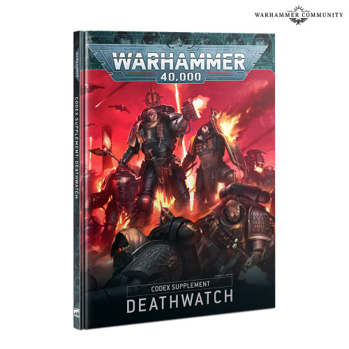 Codex: Deathwatch (9th Ed.)
