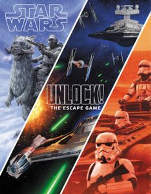Unlock! Star Wars
