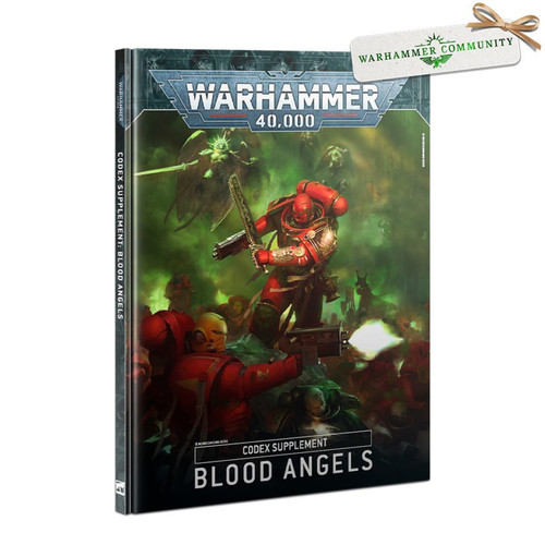 Codex: Blood Angels (9th Ed.)
