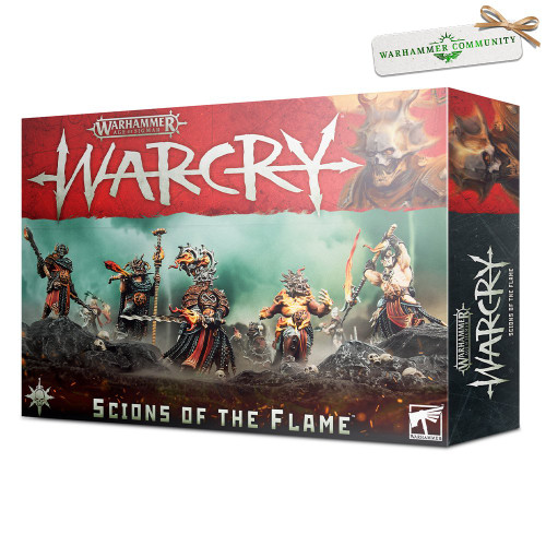 Warcry: Scions of Flame