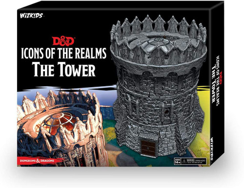 Icons of the Realm: The Tower