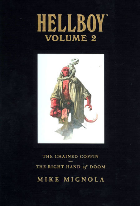 Hellboy Library HC Vol 2