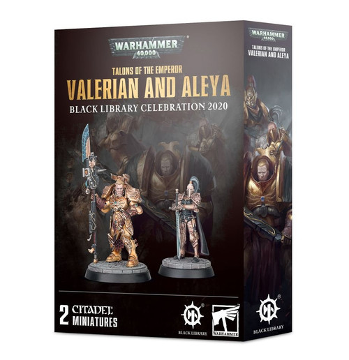 Black Library Celebration 2020 - Talons of the Emperor