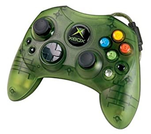 XBox Controller S Clear Green