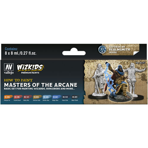 Masters of the Arcane Paint Set