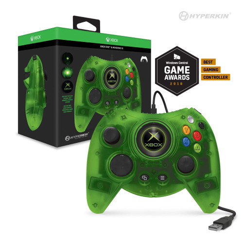 Duke Wired Controller for Xbox One/PC (Green)