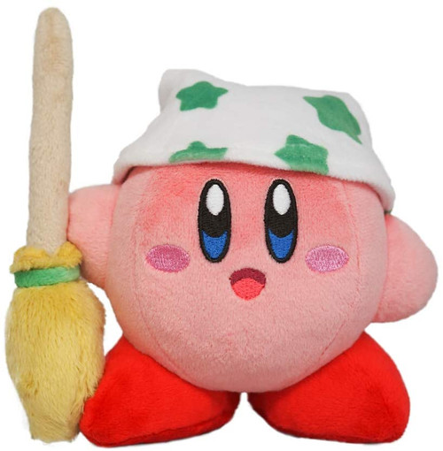 "Kirby 5"" Cleaning Plush"