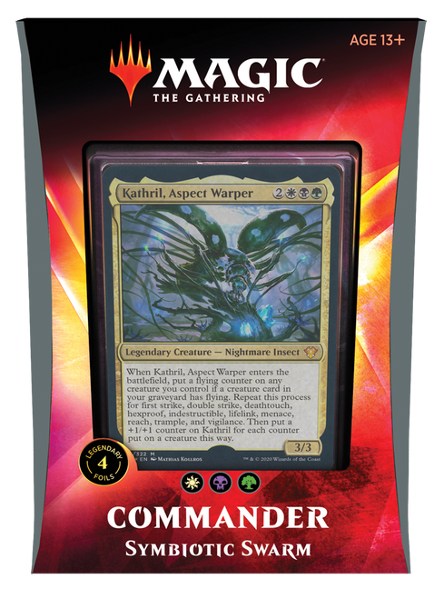Ikoria Commander - Kathril, Aspect Warper