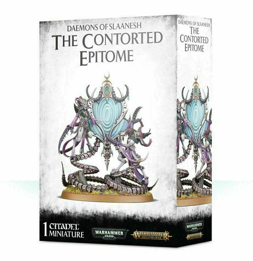Slaanesh Contorted Epitome