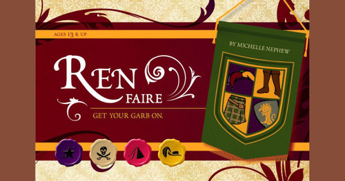 Ren Faire Card Game