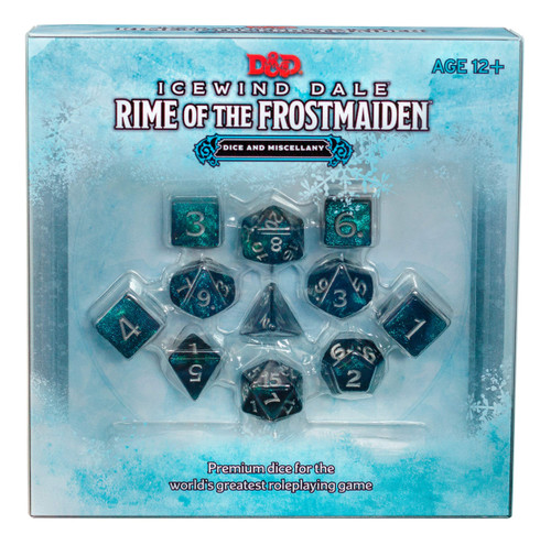 Icewind Dale Dice & Miscellany