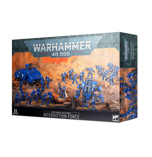 Space Marines Interdiction Force