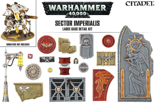 Sector Imperialis Large Base Kit