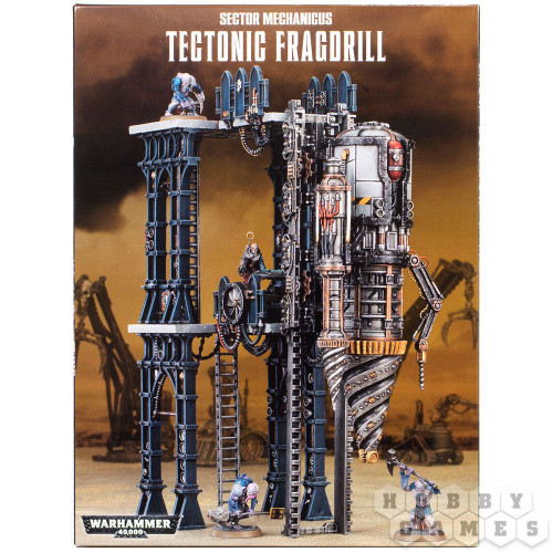 Sector Mechanicus Tectonic Fragdrill