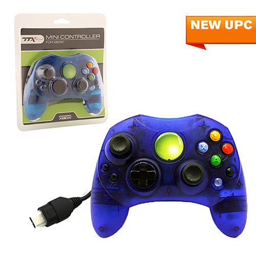 Wired Xbox Controller (Blue)