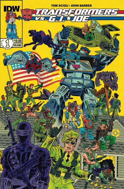 Transformers vs. GI Joe