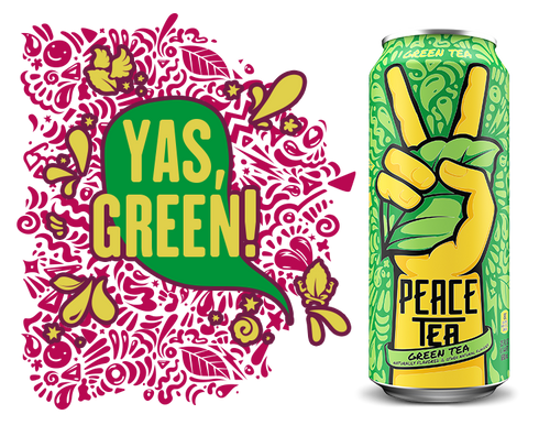 Peace Tea - Green Tea