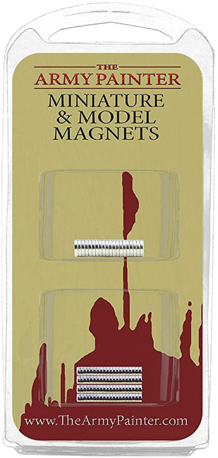 "Magnets: 1/2"" x 1/16"" (4 pack)"