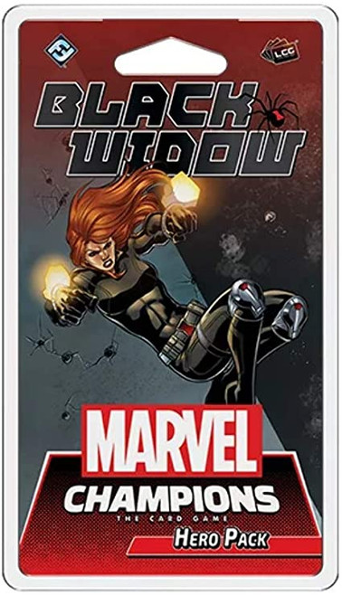 Marvel LCG: Black Widow Pack