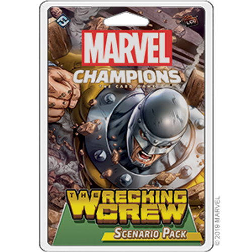 Marvel LCG: Wrecking Crew