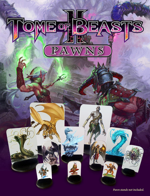 Tome of Beasts II Pawns