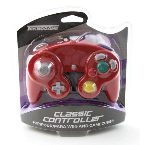 Game Cube Controller - Red