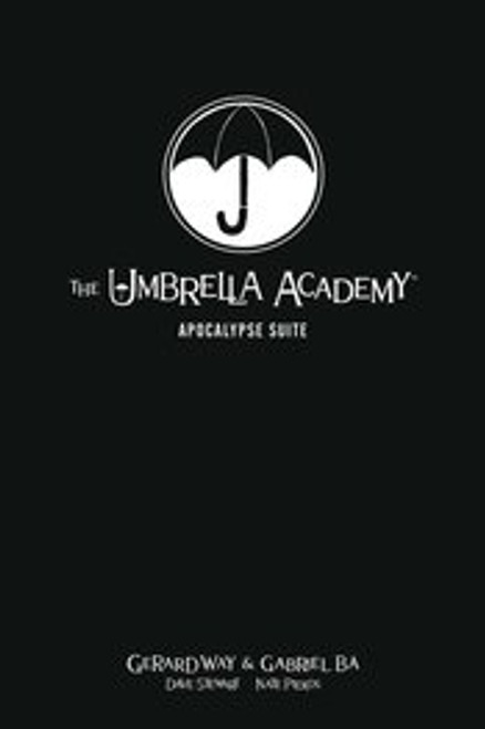 The Umbrella Academy: Apocalyps Suite HC Library Edition