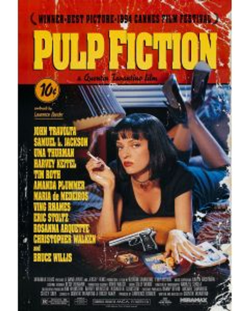 Pulp Fiction Lucky Strikes