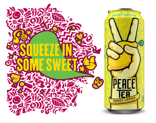 Peace Tea - Sweet Lemon