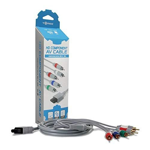 Component AV Cable for Wii U/Wii