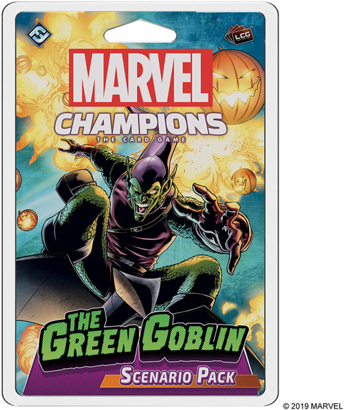 Marvel LCG: Green Goblin