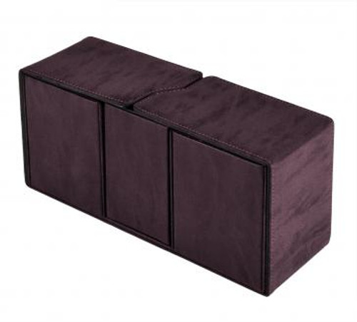 Alcove Vault - Suede Amethyst