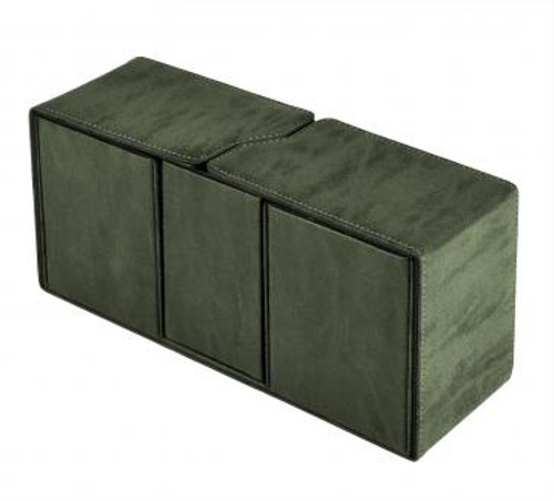 Suede Collection Alcove Vault Emerald